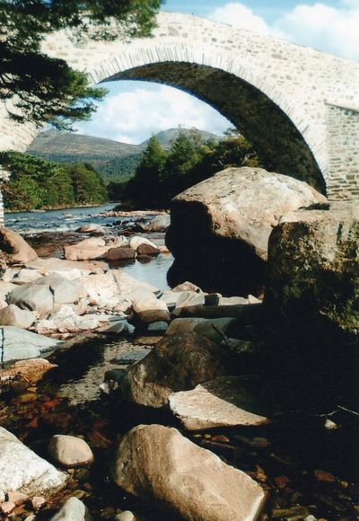 Bridge Water Stones Stones & Water View Nature Beauty In Nature River Riverside Riverscape Old Bridge Arch Sightseeing Day Outdoors Nature No People