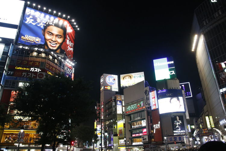 Japan Tokyo Tokyo,Japan Tokyo Night Shibuya Shibuyascapes Shibuyacrossing Shibuya Crossing Shibuya Crossing Film Industry Neon Illuminated Nightlife Arts Culture And Entertainment Excitement Architecture Skyscraper Urban Skyline Tower Cityscape