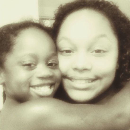 me and my shawty after a shower