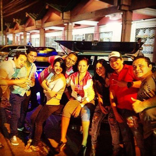 Vidadefarrero Hangeo Party Street Goodaudio Dappl