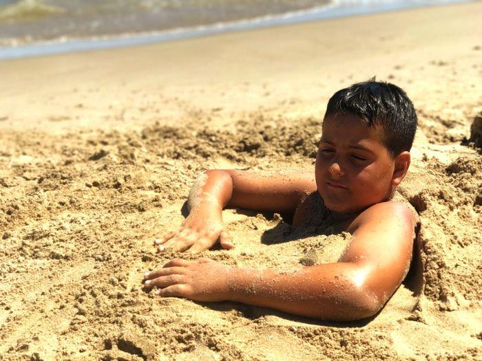 💭 Sand Beach