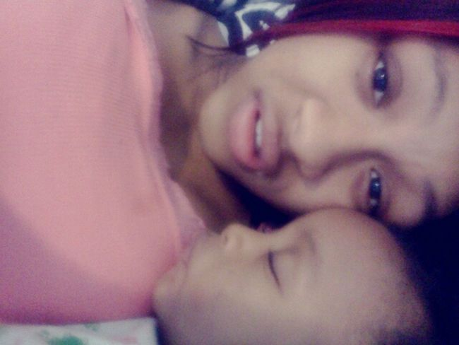 me & sleeping beauty