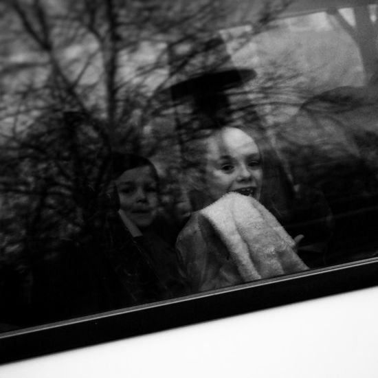 My first school trip - MAinLoveWithFreedom and Little Girl Happy On A Trip School Trip On The Road Monochrome Black And White Monochromatic Bnw Bnw_collection Bnw_captures Bnw_life Bnw Photography Portrait Portrait Photography Children Children Photography Reflection Reflections Reflection_collection Happiness Smile Smiling How I See The World - 06.03.2017