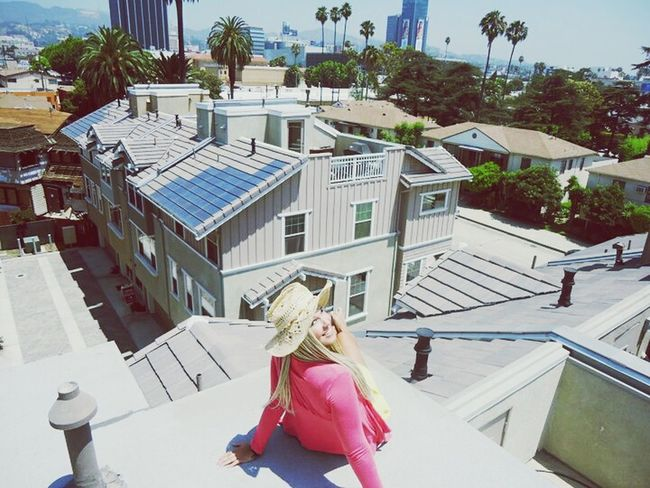 Up in the air - Hollywood Hollywood That's Me Hello World Relaxing Enjoying Life Amerika America USA USAtrip Check This Out Hippielife