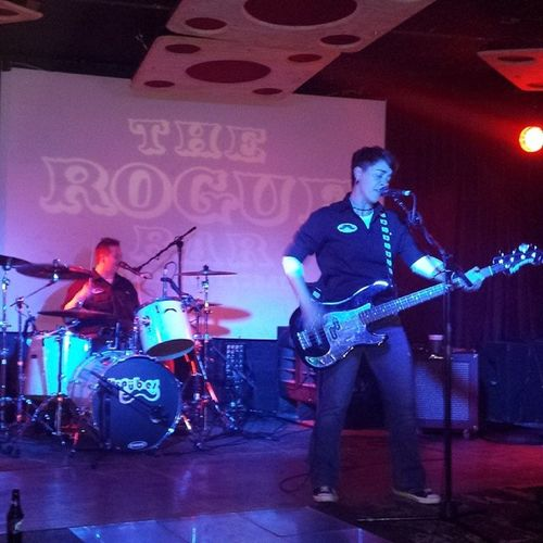The Pubes at The Rogue. Azmusicmatters Theroguebar Thepubes Scottsdale ilovelocalbands
