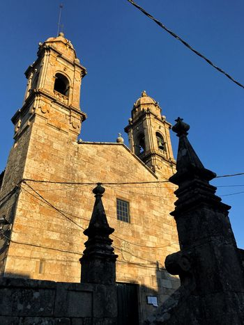 Architecture Bell Tower Church Stone Building Historic