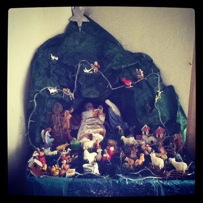 Nacimiento Guevara @claudiaguevaracordero Xmas Navidadperuana Igersperu