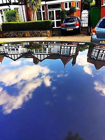 EyeEm LOST IN London Sky Reflection Parallel Universe Tadaa Community