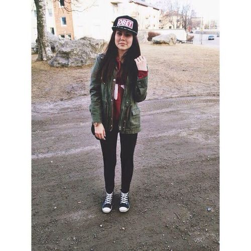 Swag OBEY Girl Sandrylery