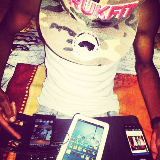 i love my tablets and phones