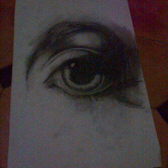 Art practical , eye, 90%, art, sketching