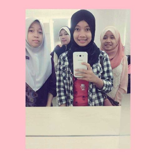 Throwback. 6th Sept. Aeon. Outing. With mama along ilin.