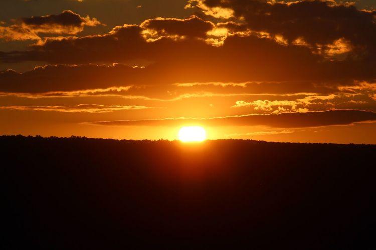 Finger lakes New York SenecaLake Sunset Upstate New York