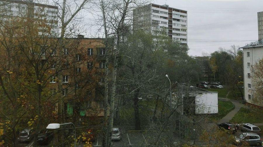 Москва самый унылый пейзаж