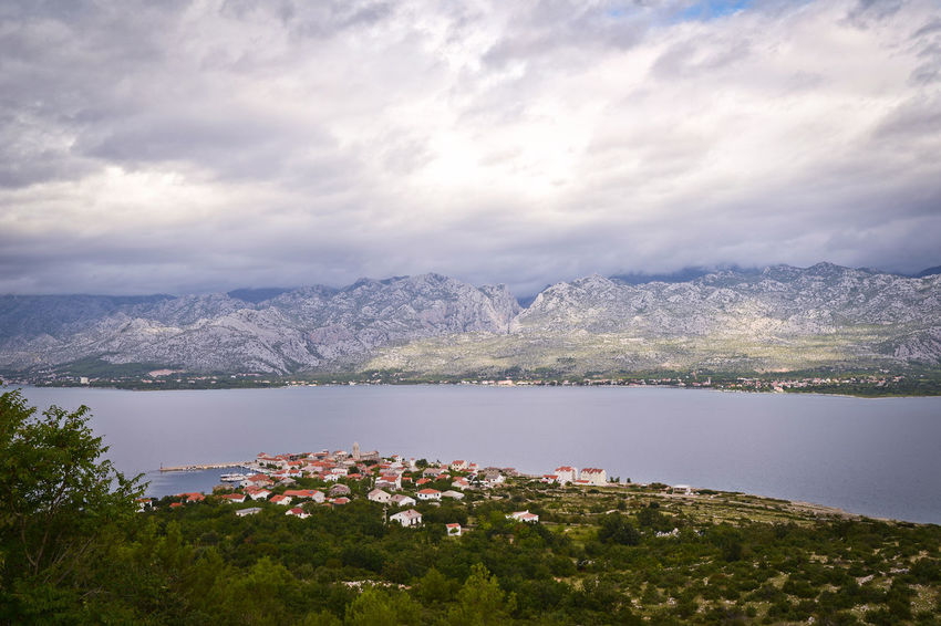 Bad Weather Cliff Climbing Climbing A Mountain Cloud - Sky Clouds Growth Mountain Mountain Range Mountains Nature Overcast Paklenica Paklenica Plant Scenics Sea Seaside The Essence Of Summer The Great Outdoors - 2016 EyeEm Awards Travel Velebit Velebit Mountain People Of The Oceans Weather