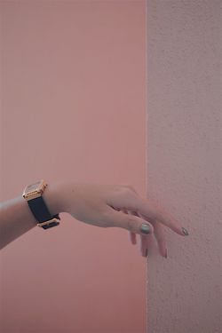 Pink Pinteresting Human Hand Human Body Part Real People Wristwatch Men One Person Day Outdoors Close-up Time Friendship People Pinterest Neonlights Tumblrgirl Tumblr Neon Lights Neon Sign VisualArt  Touch
