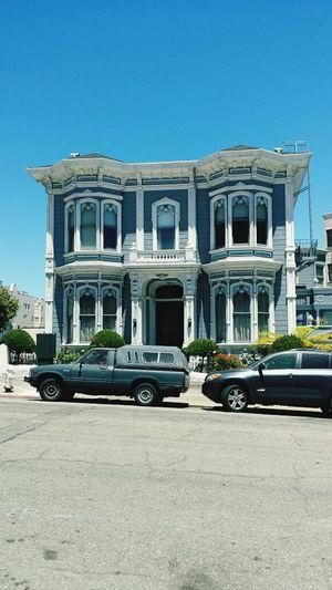 another victorian San Francisco Street Photography Myneighborhood