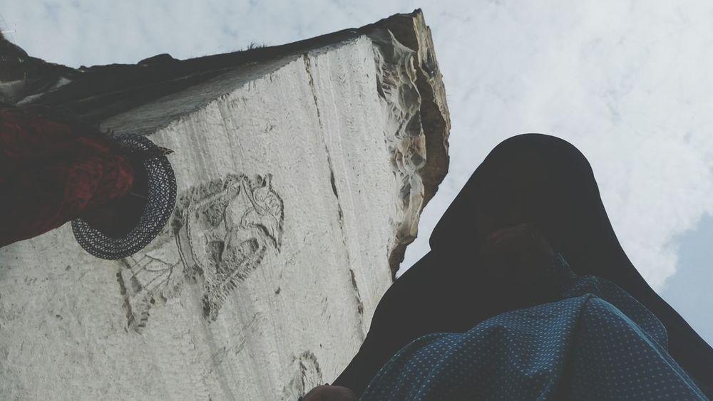 Tebing breksi. Woman Portrait Outdoors Cliffside Stone Wall Landscapesindonesia Djimavicpro EyeEm Best Shots EyeEm Nature Lover Eyeam_bestshot