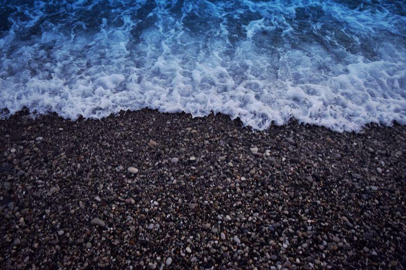 InstaDimka Imagination Sea Stones Sunset Beach