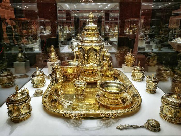 Gold Samovar