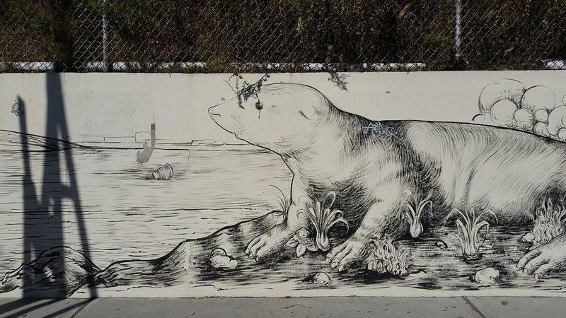 Brooklyn Newyorkcity Superfund Cleanup Site Otter