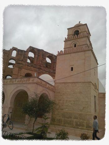 Eyeemtunisia Eljem Mosquee A7kili
