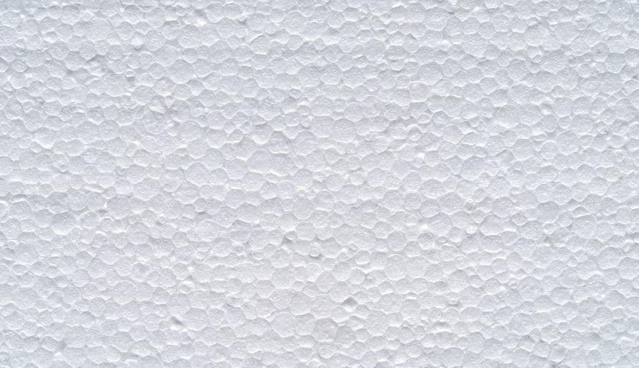 Macro shot of white paper