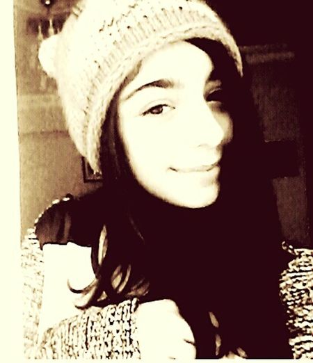 Masum Bir Gülümseme :)