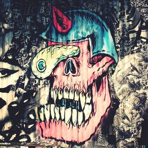 Streetart In My Hood Art Walking Around
