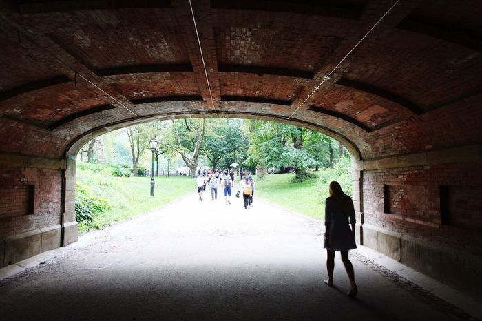 Central Park - NYC Tunnel