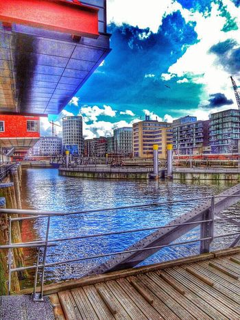 Hamburg Hafencity HDR Collection