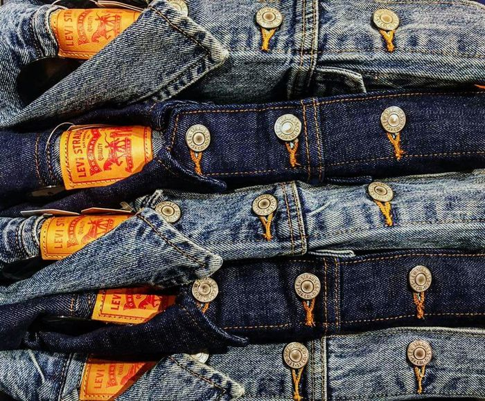 Full Frame Backgrounds Large Group Of Objects Stack No People Variation Close-up Indoors  Day EyeEm Creative EyeEm Best Edits Different Perspective EyeEm Market © EyeEm Best Shots Jeans Jeans Clothing LEVIS™ Levis Learn & Shoot: Balancing Elements Levis Strauss Strauss Strauss