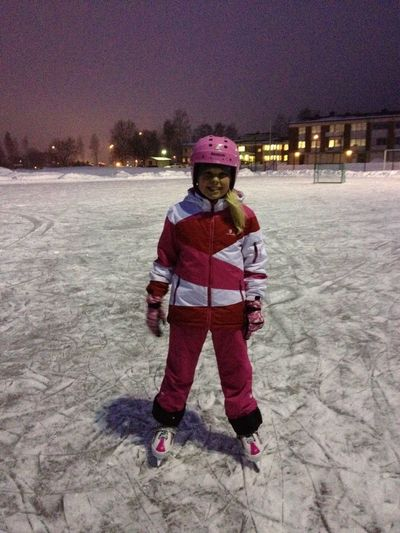 Vinterdag i Storfors