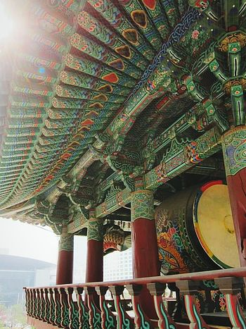 Throwback Gangnam Bongeunsa Temple
