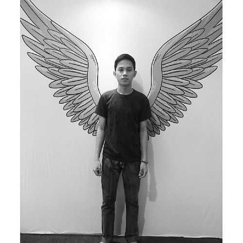 Jovien warrior....hahaha Flyingwithwings Naagawpansinkasisaabreezamall Igers Instaeve Instame Instapic Lavyaall Happysunday Solome 52713 :)