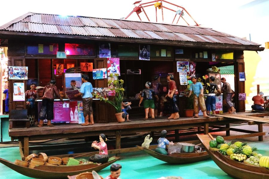 Thai way Museum, Thai Home Models Models Photo Thailand ArtWork Hello World Home Models Thailandtravel Tungbuachomfloatingmarket Thai Home Model Thaitraveling Handmade ThailandOnly Musium Of Art Thai House Musium Macro Photography Home Thai Style