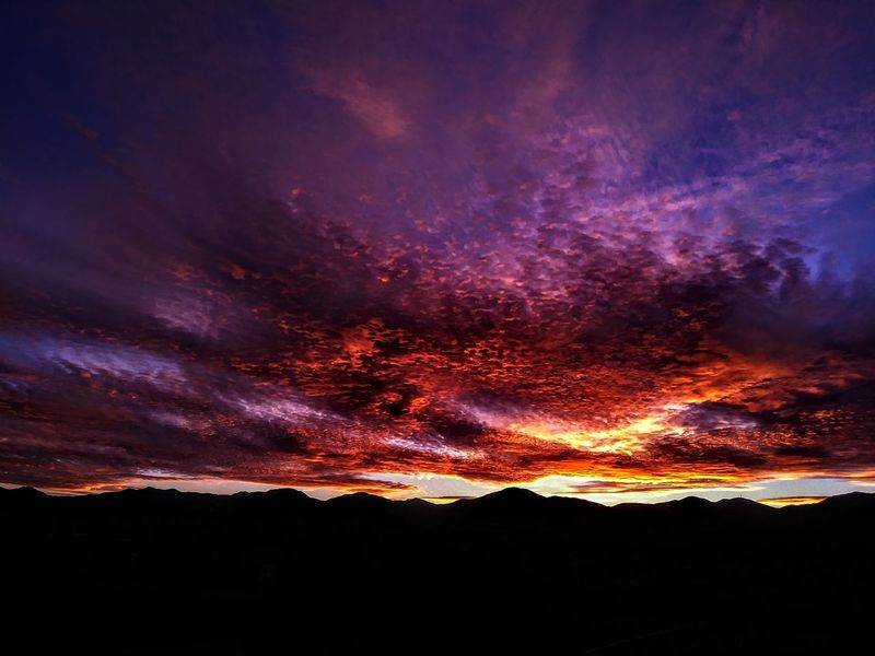 Sunset over the Oquirrh Mountains, West Jordan, Utah, USA...11/13/2017. Dramatic Sky No People Sunset Night Nature Outdoors Beauty In Nature Sky Landscape Power In Nature Scenics Silhouette Silhouettes Silhouette_collection Silouette & Sky Silhoutte Photography Silhouette Photography Landscape_Collection landscape Nature photography Landscape_photography Landscape Photography Landscape_lovers