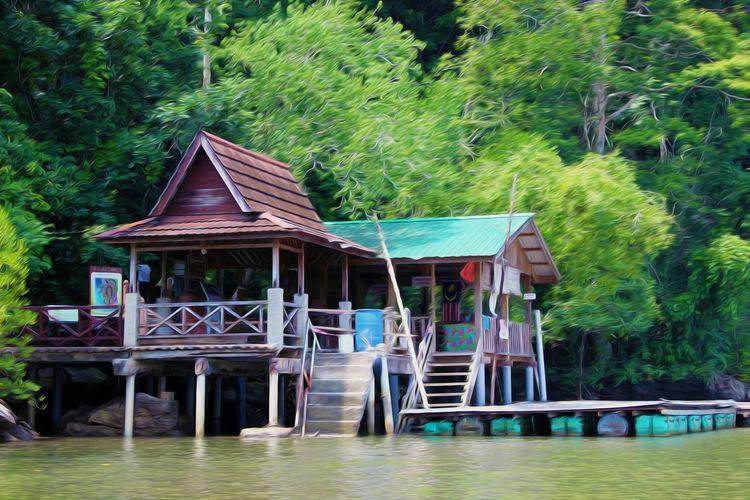 Landscape Photography Taking Photos Seascape Langkawi Malaysia