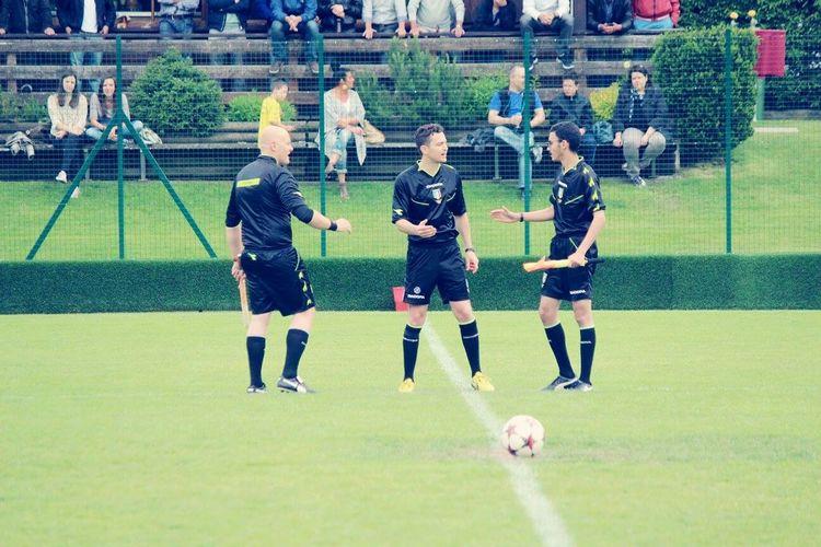 Soccer Best Game Promozione Terna Referee Landesliga Schiedsrichter