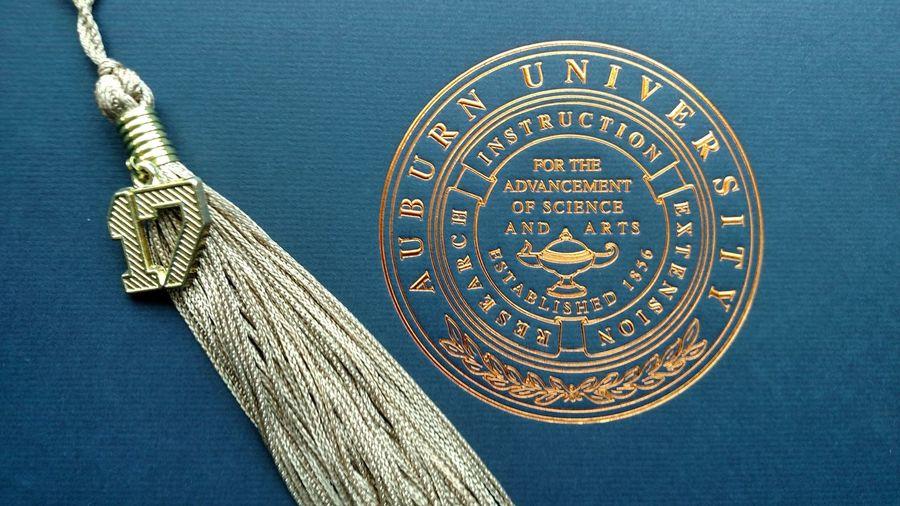 Auburn University Daughter Is An Official AU Alumni College Of Business Marketing War Eagle A U Class Of 2017
