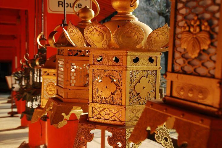 Nara,Japan 春日大社 灯籠