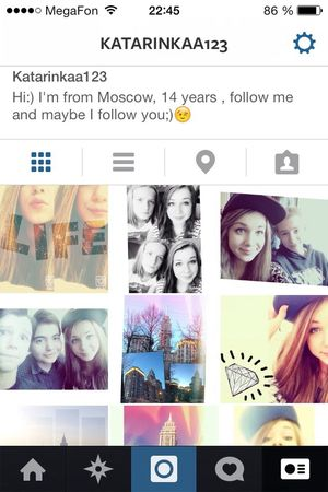 Hi, People:) Follow me on Instagram and I'll follow you, it's interesting!!!??http://instagram.com/p/lDM4zNpqCr/
