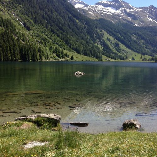 Riesachsee lake