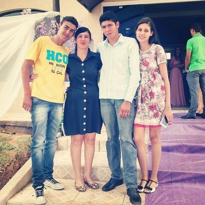 Família Happy Casorio