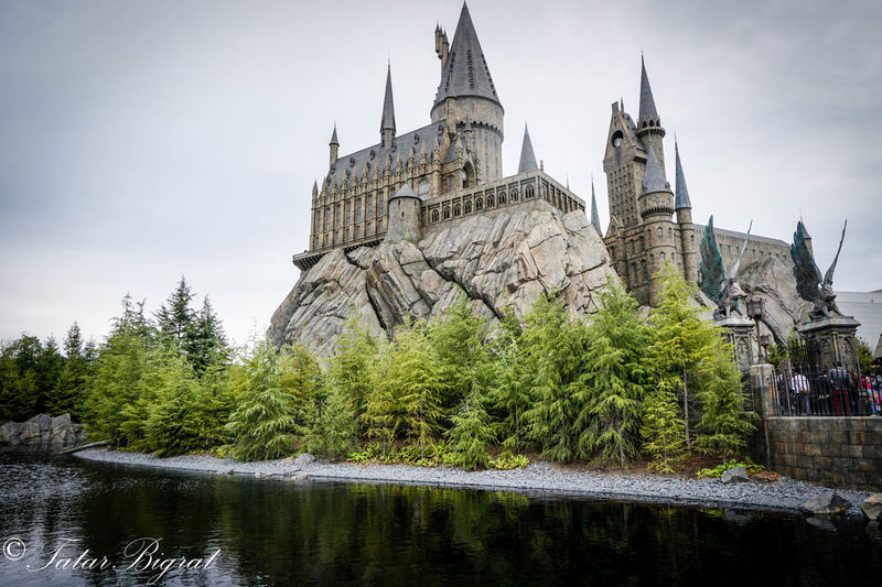 Castle Famous Place Harrypotter Wizard WizardingworldofHarryPotter