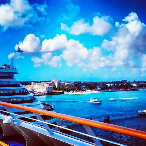 Bahamas Nassau, Bahamas Realphotography Realpictures Caribbean Sea Caribbean Caribbean_beautiful_landscapes Norwegiansky