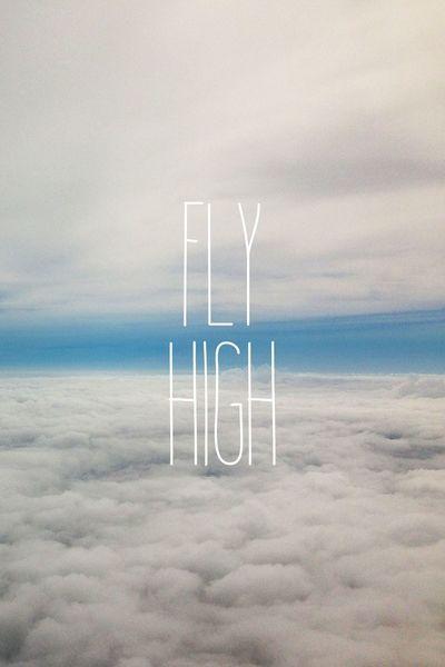 ☆ Hi!, Fly, Sky & Clouds ☆