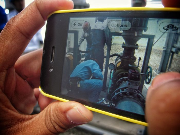 it's not the camera, but who's behind it Camera Apple IPhone Working Photography Phoneghraphy Malaysia Japan Pru14