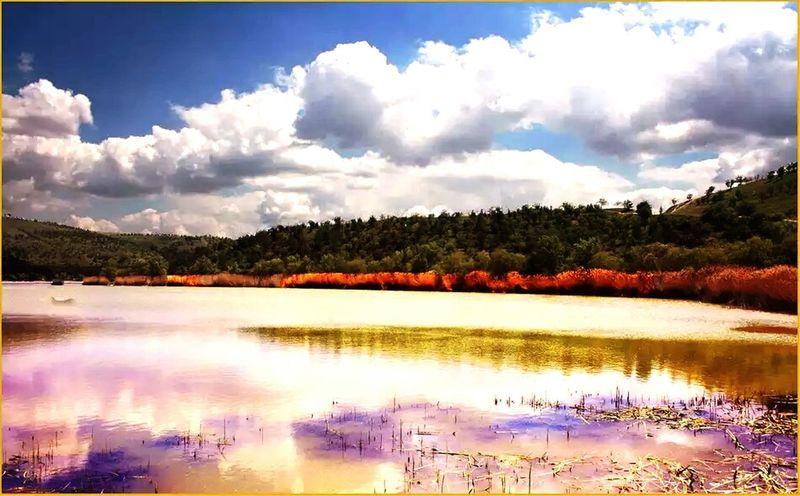 Ankara herşeyiyle apayrı ve bir başka güzel .. Eymirgolu Golbasi Baskent Buralarhephuzur Beatiful Hello World Perfect Day Wonderful Landscape EyeEm Best Edits