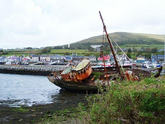 Ireland Landscapes Dingle Peninsula Ireland Dingle Harbor